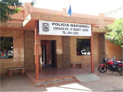 Detenido tenía el arma del policía asesinado en Guairá