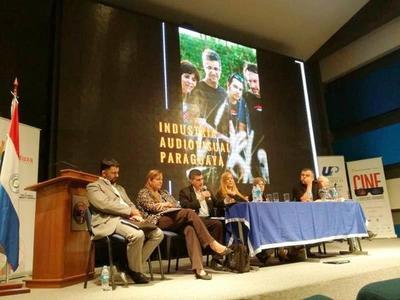 Socializacion de Ley de fomento al audiovisual