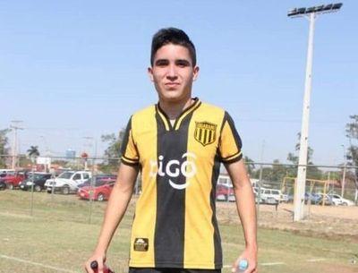 Aurinegro convirtió un gol olímpico en la Sub 15