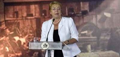 Bachelet habló de Nicaragua y Venezuela en primer discurso
