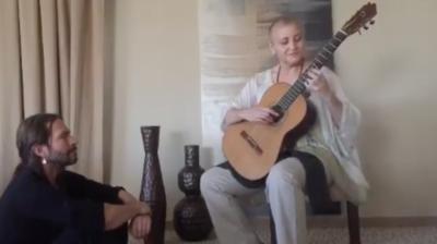 """HOY / Maná: """"Es un regalo escuchar tocar a Berta Rojas"""""""
