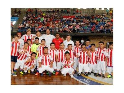 Albirroja karape pide apoyo a diputados para Sudamericano