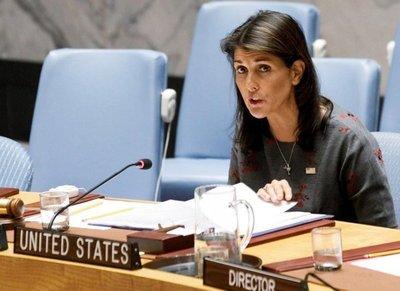 En la ONU, EE.UU. pide hacer más para contrarrestar crisis en Venezuela