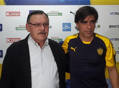 Javier Sanguinetti regresa para levantar a Luqueño