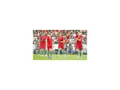 Sin Cristiano, Portugal derrotó a la   Azzurra