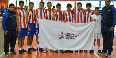 Paraguay supera a Uruguay en Vóley Masculino