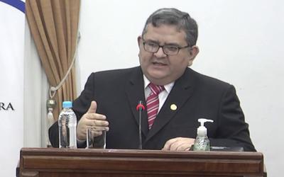 """""""Debemos poner en orden la casa"""", afirma candidato a ministro de la Corte"""