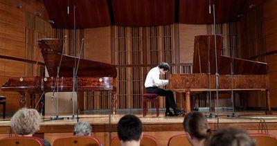 Concurso Chopin con pianos antiguos permite explorar un universo sonoro