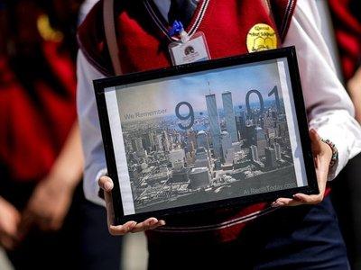 Recuerdan a víctimas del atentado contra las Torres Gemelas
