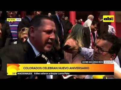 Aniversario ANR: Javier Zacarías