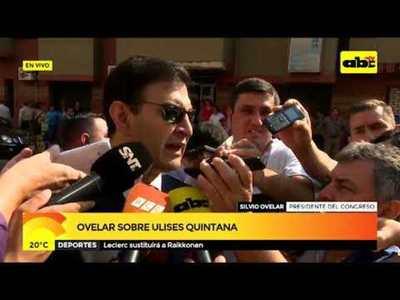 Aniversario ANR: Silvio Ovelar