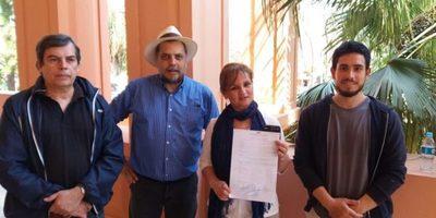 Reconocen comisión pro Ciclovía Gua'i