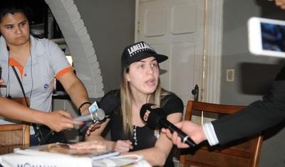 Azucena Medina afirma que no sabía de actividades ilícitas de Cucho