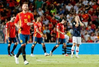 España destroza a la subcampeona mundial