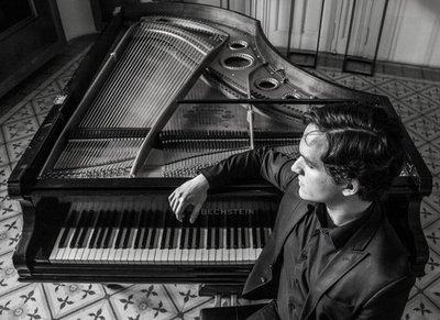 Concierto del pianista Mateo Servián Sforza