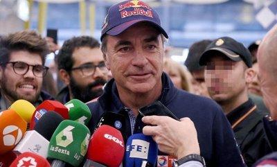 """Sainz estará """"casi seguro"""" en el Dakar 2019"""