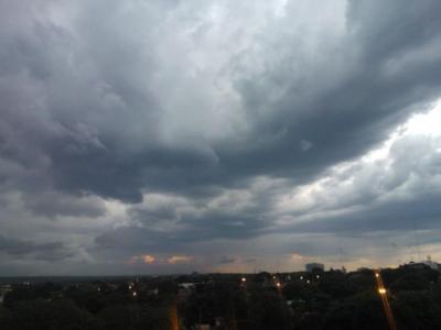 Lluvias afectarán a gran parte del país