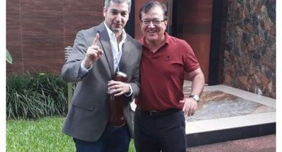 Senado confirmó a Nicanor Duarte Frutos como director de Yacyretá