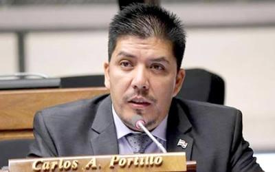 Dirigente liberal sostiene que no corresponde desafuero de Portillo