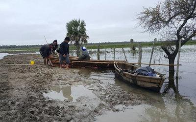 Taiwán dona U$S 100 mil y 300 toneladas de arroz para damnificados