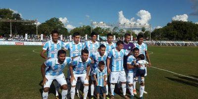 Guaireña Fútbol Club ganó en su debut
