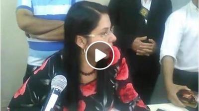 Suspendieron a la concejal Gloria Santos de Torres por dichos de su esposo