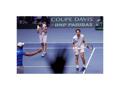 Francia acaricia su décima conquista en la Copa Davis