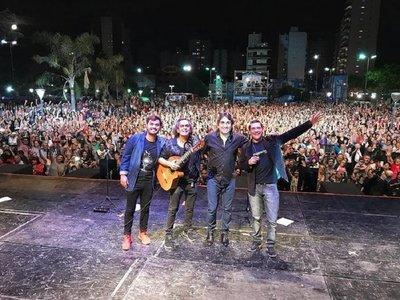 Los Nocheros vuelven a Paraguay en octubre