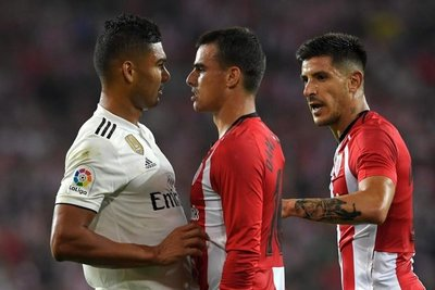 El Real Madrid se frena en San Mamés