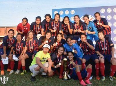 Cerro Porteño es el campeón del fútbol femenino