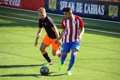 Un crack, goleador nato en las filas del Atlético de Madrid