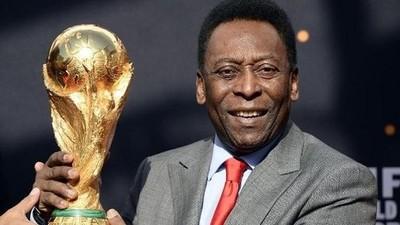 La provocación que lanzó Pelé al fútbol argentino en Twitter