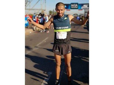 Los ganadores del Maratón Internacional de Asunción