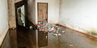 Estadio Municipal: Instalaciones en pésimas condiciones