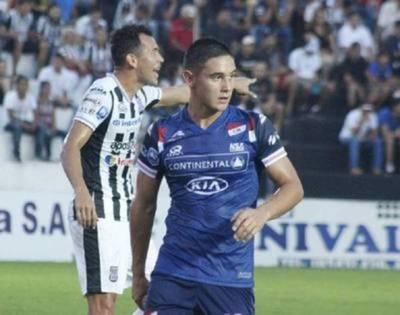 Un necesitado Nacional recibe al Deportivo Santaní en el Arsenio Erico