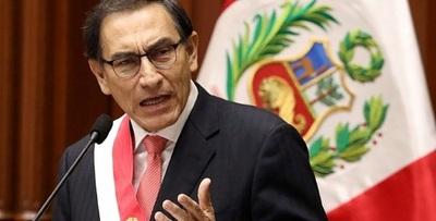 Ultimátum de Vizcarra abre la puerta a la disolución del parlamento peruano