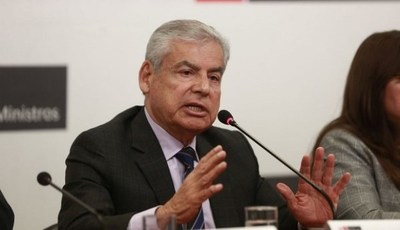 Primer ministro de Perú afirma que el Ejecutivo espera no cerrar el Congreso