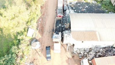 Pobladores denuncian a una carbonería por daño ambiental