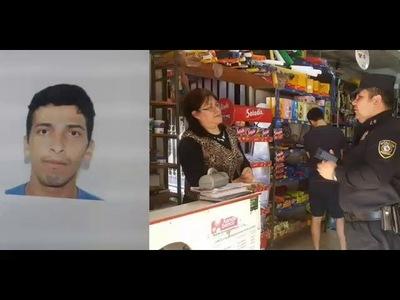 Joven es aprehendido por robo en comercio de Cambyreta