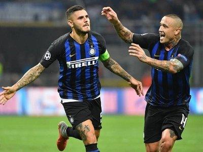 Icardi y Vecino logran remontada épica para el Inter