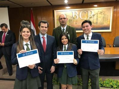 Colegio Campo Verde gana concurso de ensayos
