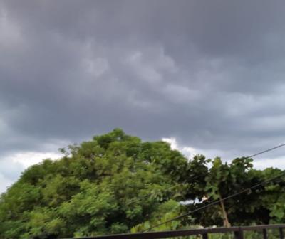 Anuncian lluvias desde este miércoles en varios departamentos