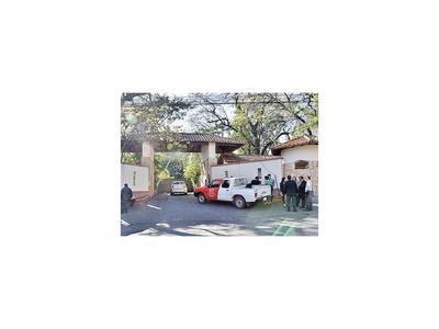 Restringen horario para  ingreso de periodistas en Mburuvicha Róga