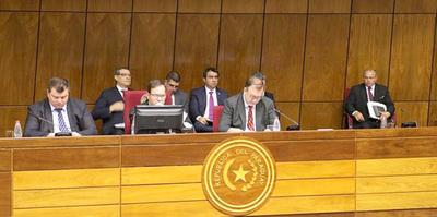 Conforman comisión bicameral para estudiar Presupuesto General
