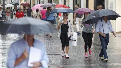 Pronostican tormentas y el clima seguirá cálido, húmedo y con vientos variables