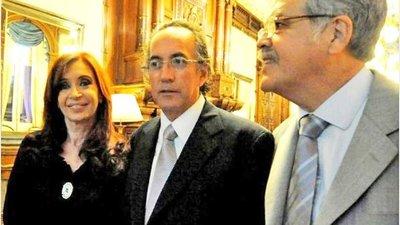 Thomas es detenido en Buenos Aires