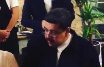 Nicolás Maduro criticado por ir a un restaurante de lujo