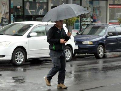 Lluvias y tormentas para la Región Oriental y Bajo Chaco