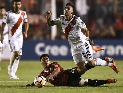 Independiente y River igualaron sin goles
