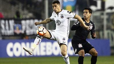 Colo Colo recibe a Palmeiras